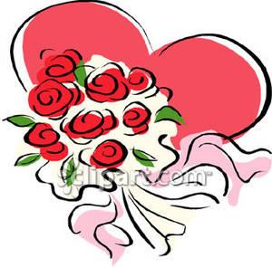 Rose clipart valentine rose #12