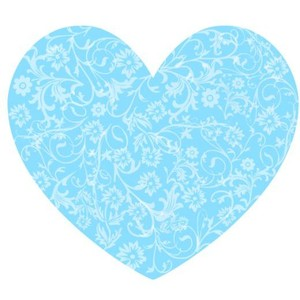 Light Blue clipart turquoise heart Clipped I>ki by Hearts hearts