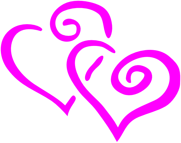 Hearts clipart pink heart Clip on Pink Free Free