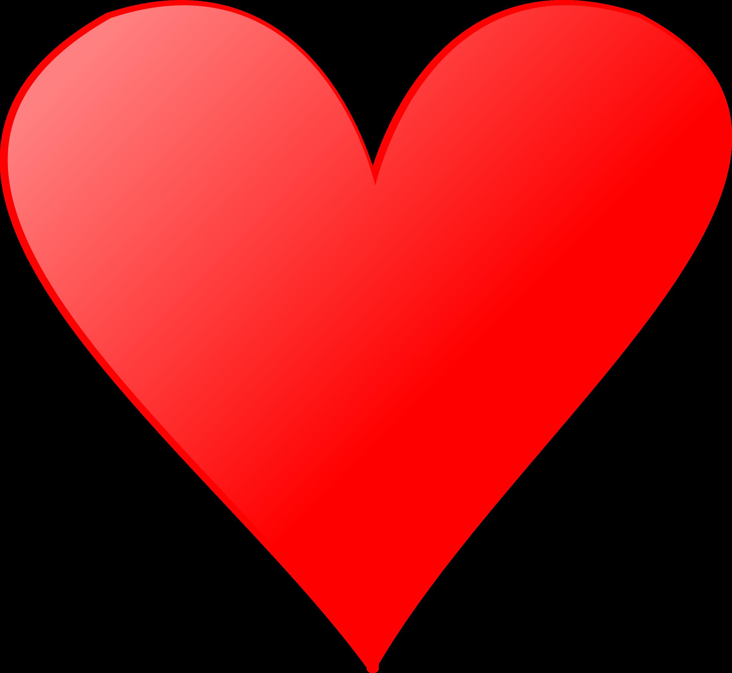 Card clipart valentine's day Heart Card symbols: symbols: Heart