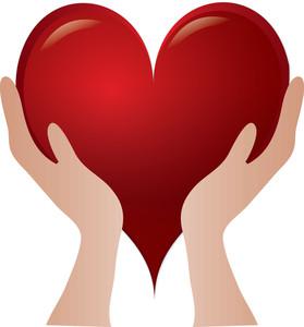 Hearts clipart icon Heart Heart Heart Holding a