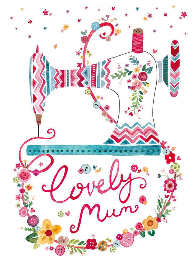 Sewing Machine clipart day #3