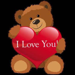 Teddy clipart valentines day teddy bear Bears Valentine Images Teddy Art⭐