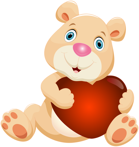 Teddy clipart transparent Bear Bear Clip PNG PNG