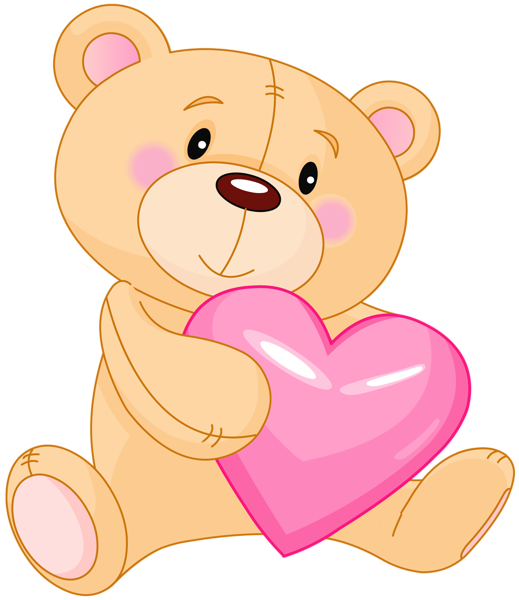 Teddy clipart cute bear Art Art Bear paradise teddy