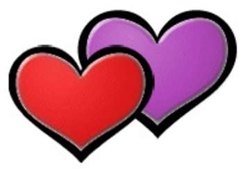 Hearts clipart two heart Forum valentine of Code: com
