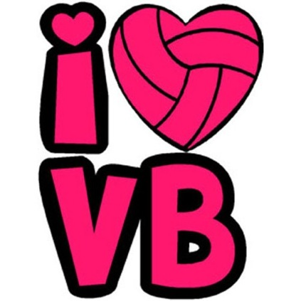 Hearts clipart volleyball Clipart Clipart Free Images Temporary