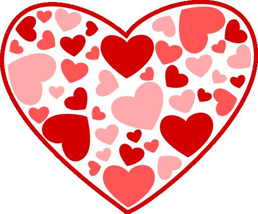 Hearts clipart Heart Clipartix clipart Hearts clipart