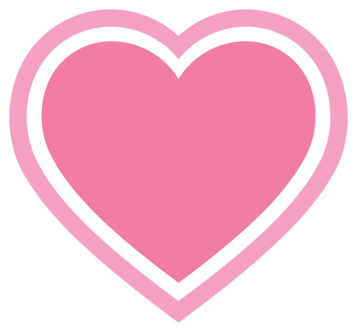 Hearts clipart baby pink Hearts Hearts images Art Pink