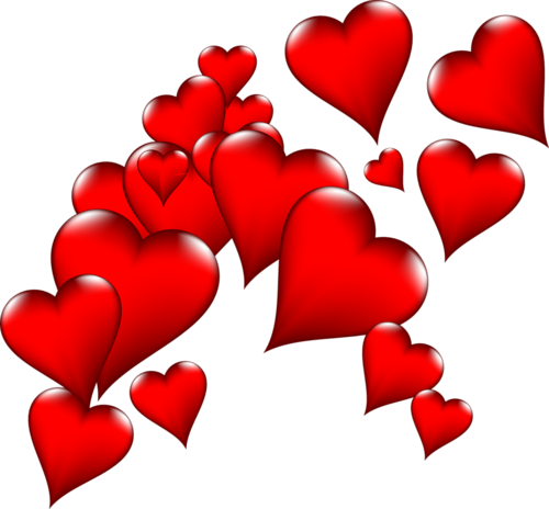 Hearts clipart bunch Png Clipart bunch Images Free
