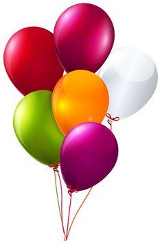 Poinsettia clipart balloon Image Heart Clipart Balloons Colorful