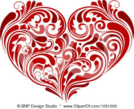 Norway clipart red heart Herz Pin on this Clipart