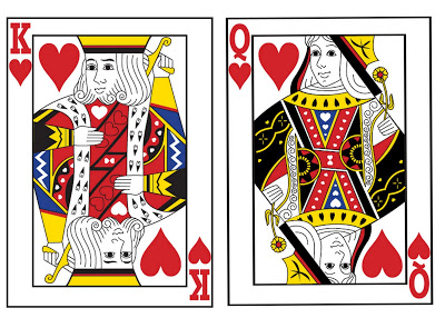 Cards clipart king and queen Collections and clipart ClipartFest of