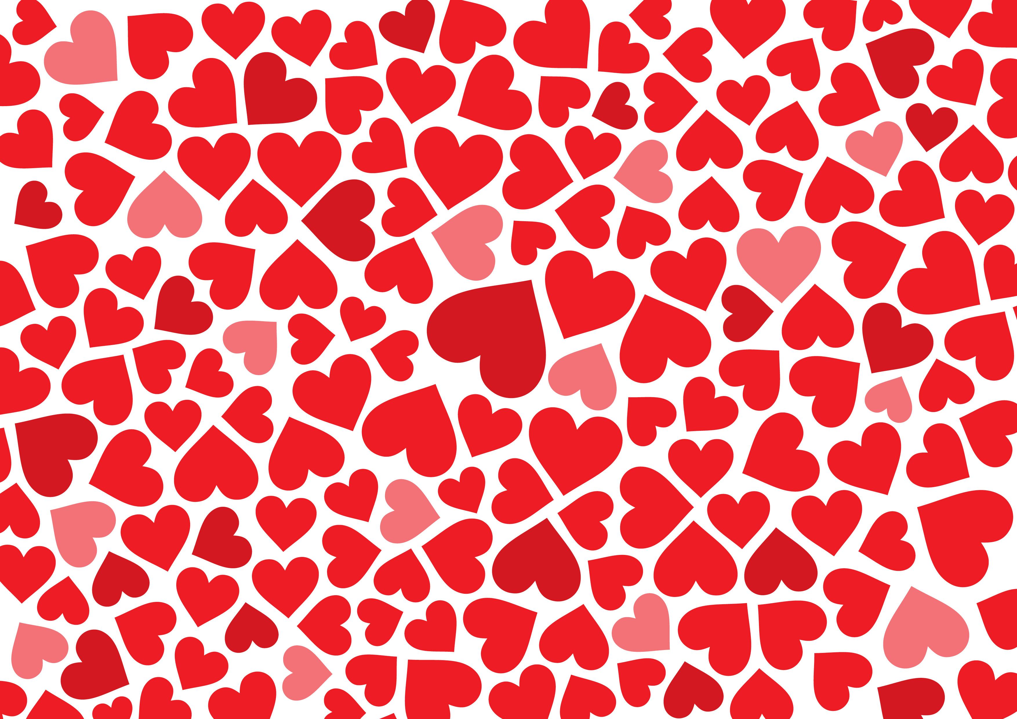 Hearts clipart lot Art Vectors Art Hearts /