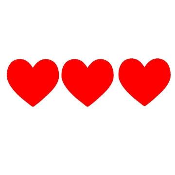 Hearts clipart mini heart Art Clip Art Cliparts on