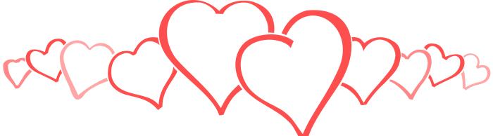 Hearts clipart mini heart Clip Of Hearts Art Spray