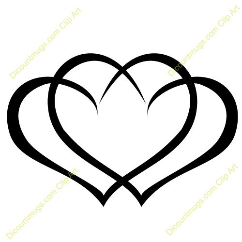 Hearts clipart mini heart Tattoo Best pads picture hearts