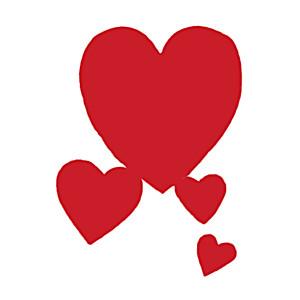 Hearts clipart mini heart Clipart Polyvore Heart hearts clipart