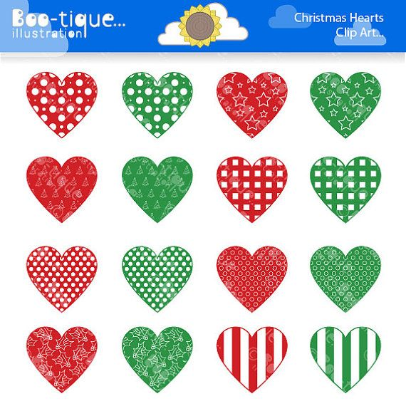 Hearts clipart snowman Xmas on Xmas Art for