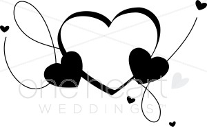 Hearts clipart three Three Clipart Hearts Three Clipart
