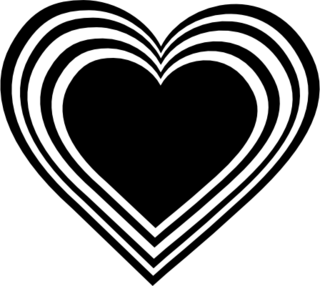 Hearts clipart three Three%20hearts%20clipart%20black%20and%20white And Black Clipart Clipart