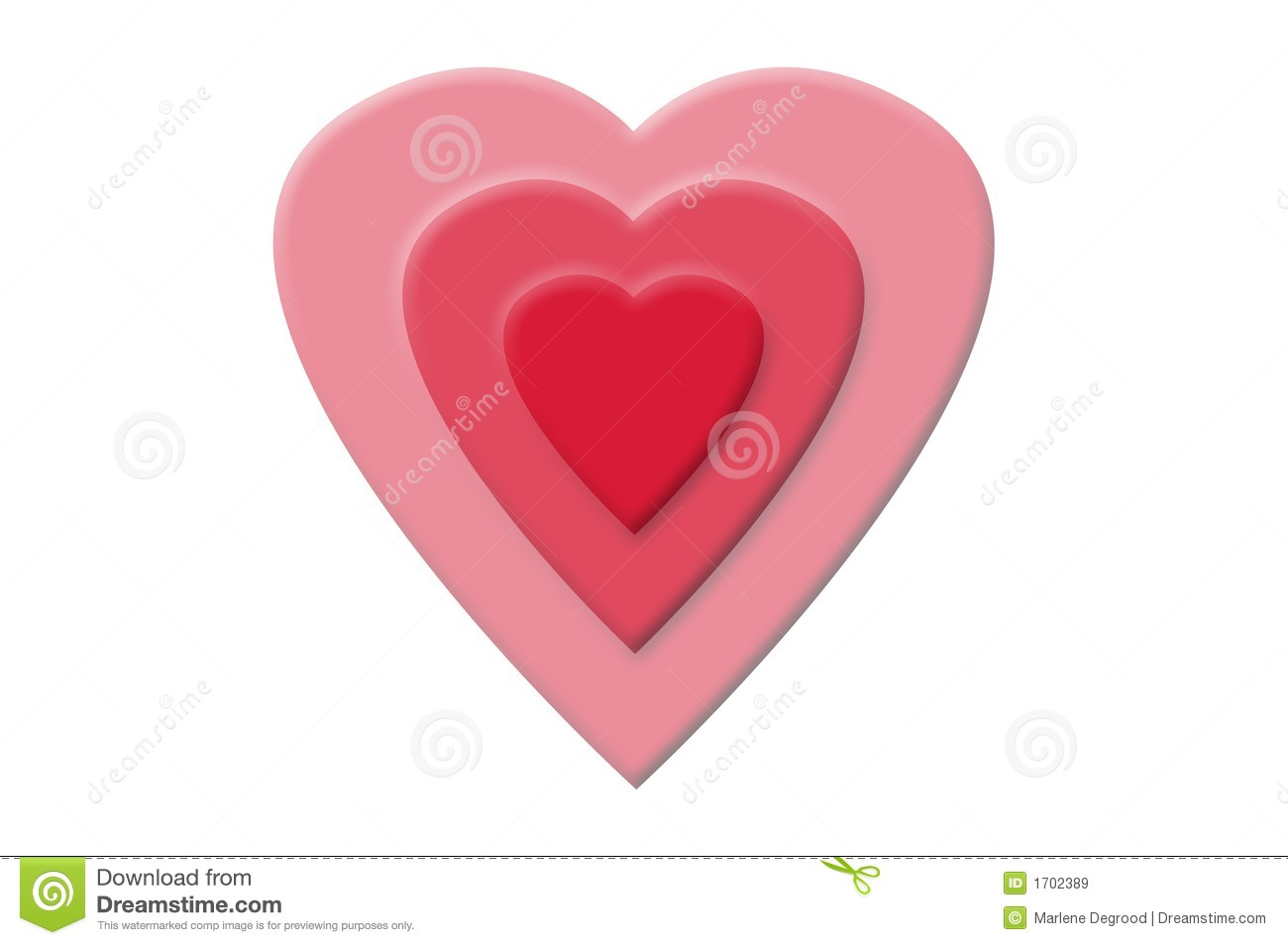 Hearts clipart triple Image Clipart Triple Stock China