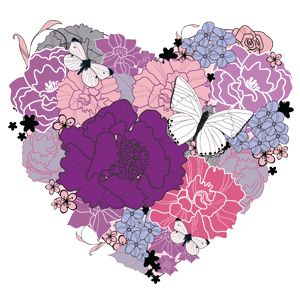 Hearts clipart unique And Heart Clip Art Pictures
