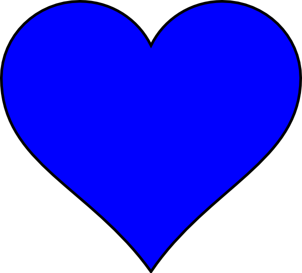 Heart-shaped clipart #14