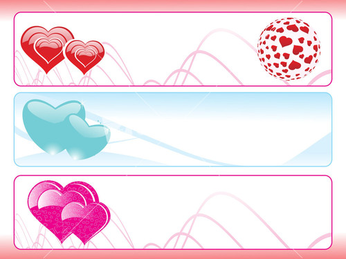 Heart-shaped clipart abstract heart #3