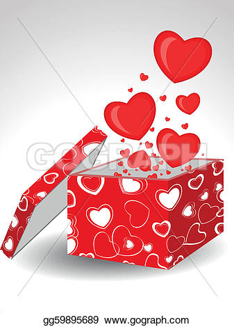 Heart-shaped clipart abstract heart #2