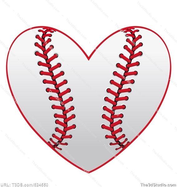 Lightening clipart baseball 568x600 no clipart heart Vector