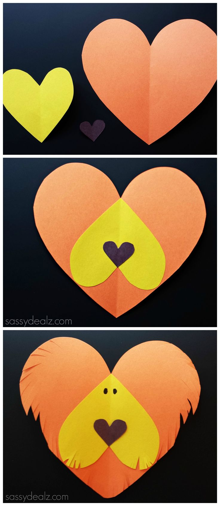 Heart-shaped clipart basic shape #9