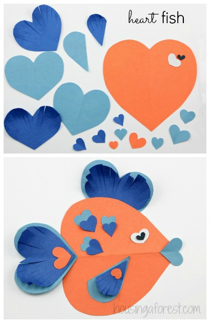 Heart-shaped clipart basic shape #11