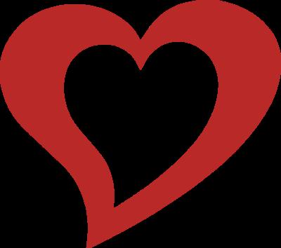 Heart-shaped clipart big Heart heart seamless Cute Shape