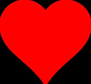 Heart-shaped clipart blue Heart Shape Blue Clipart clipartsgram