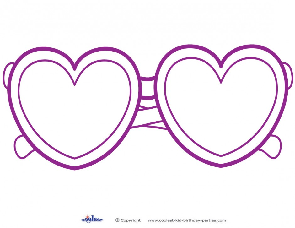 Heart-shaped clipart cartoon heart Download Black  on Free