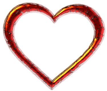 Heart-shaped clipart cool heart Shaped Pinterest  heart Heart