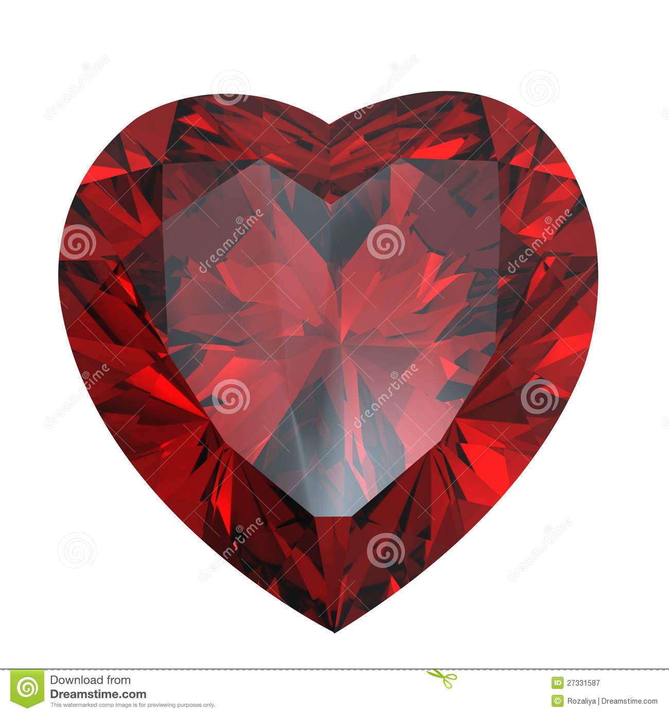 Heart-shaped clipart diamond shape Diamond isolated Heart shaped Heart