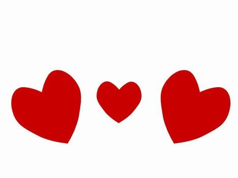 Heart-shaped clipart gif small  Art Hearts Heart Shape