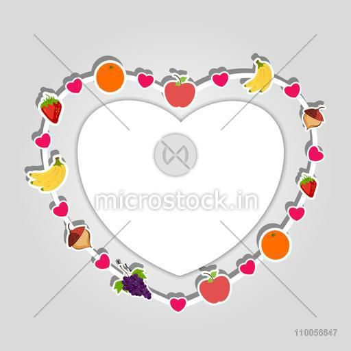 Heart-shaped clipart healthcare Concept for heart Health Health