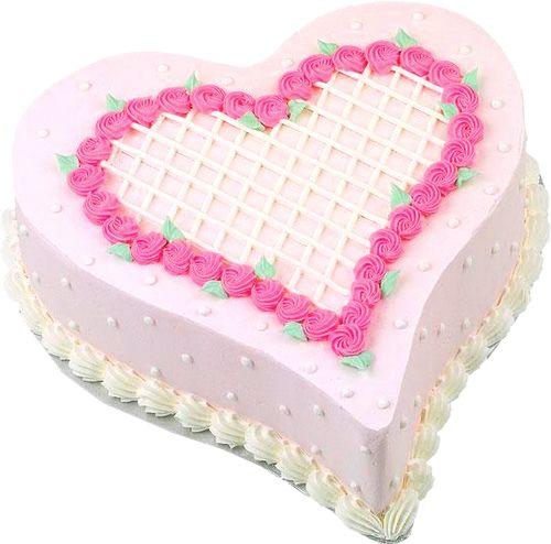 Heart-shaped clipart heart cake Best Tubes 147 Cake Pinterest