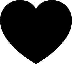 Heart-shaped clipart heart outline Panda Free Images Heart Clipart