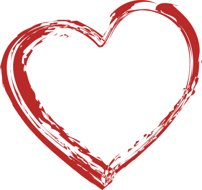 Heart-shaped clipart heart outline Free Arts on Online Clipart
