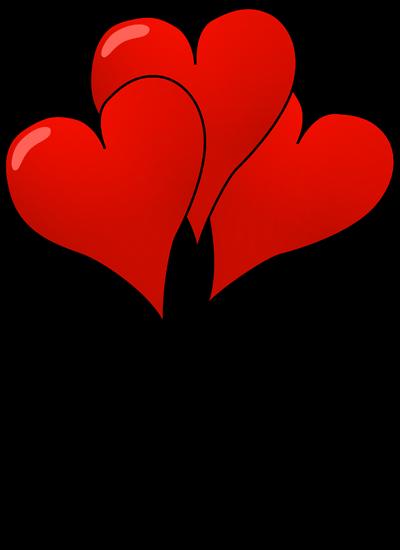 Heart-shaped clipart heart shape Savoronmorehead Shaped Balloons Clipart Shape