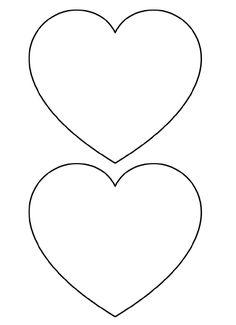 Hearts clipart tiny heart Heart art » Printable Heart