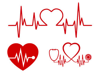 Love clipart heartbeat #8
