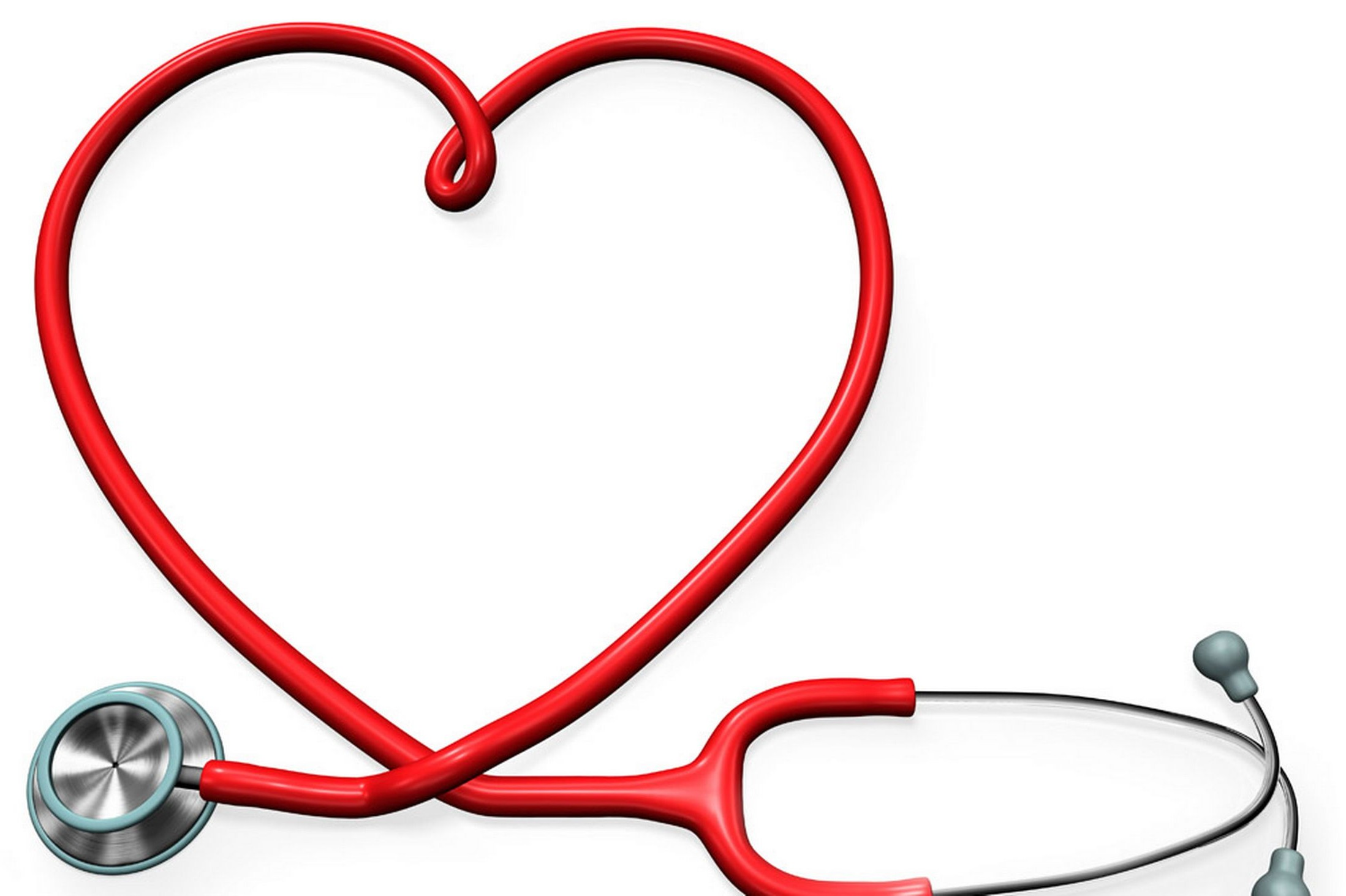 Heart-shaped clipart nurse Stethoscope Related 3 Cliparting clipart