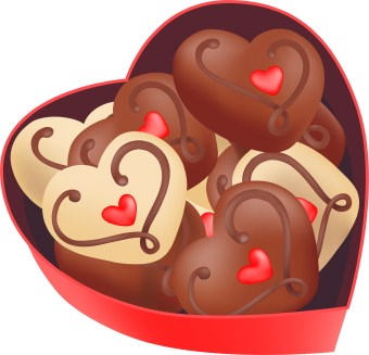 Heart-shaped clipart object Art clip  Shaped Candy