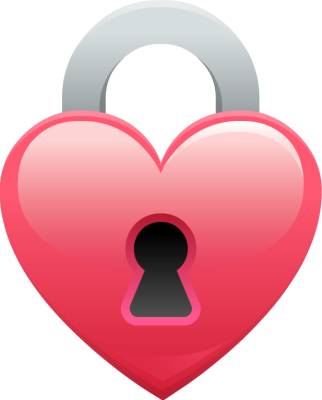 Heart-shaped clipart padlock Clip Images Clipart Free heart%20shape%20clip%20art