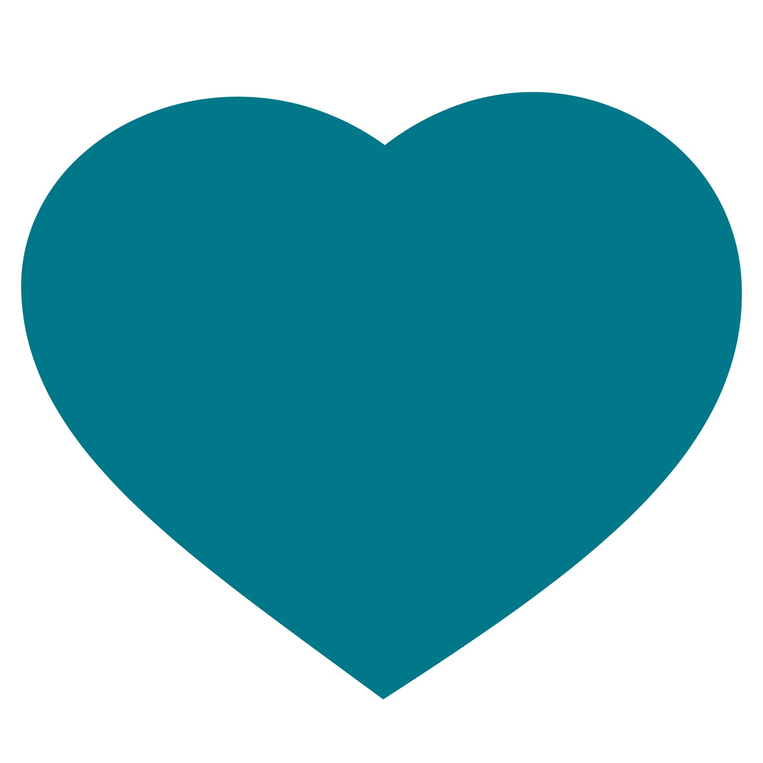 Heart-shaped clipart perfect #4
